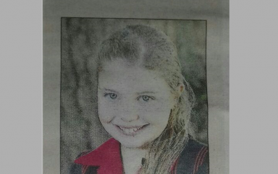 Lauren features in the papers
