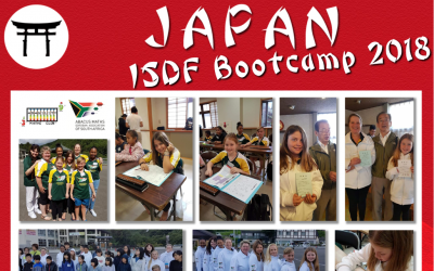 2018 ISDF Bootcamp in Japan