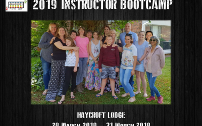 2019 Instructor Bootcamp