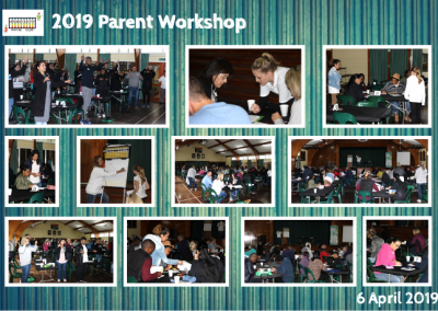 2019 Parent Workshop Insta