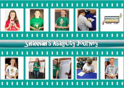 Shannah's Abagility Journey