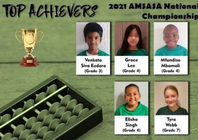 A Top Achievers 2021