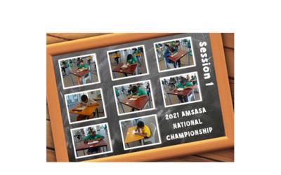 2021 AMSASA National Abacus and Mental Arithmetic Championship